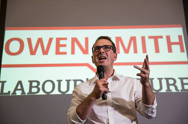 Labour Leadership Candidate Owen Smith MP Launches His National Campaign:ニュース(壁紙.com)