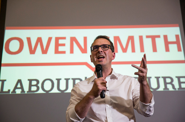 Politics and Government「Labour Leadership Candidate Owen Smith MP Launches His National Campaign」:写真・画像(11)[壁紙.com]