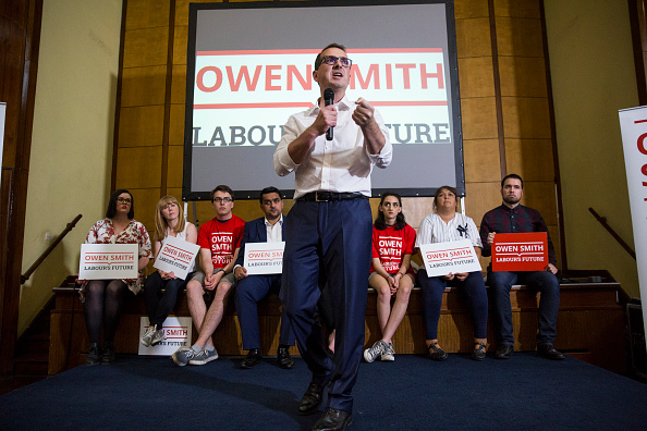 Politics and Government「Labour Leadership Candidate Owen Smith MP Launches His National Campaign」:写真・画像(12)[壁紙.com]