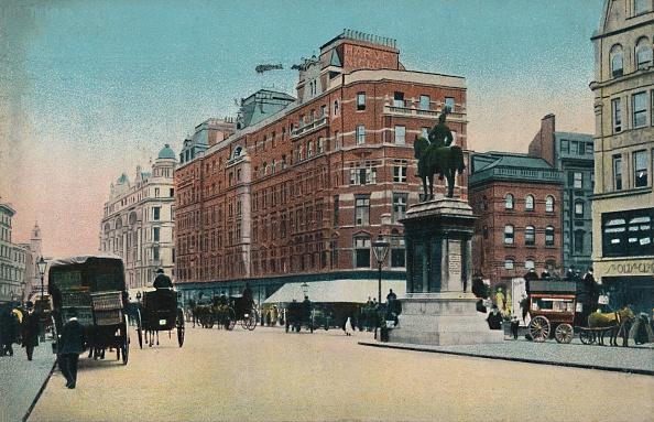 Hand Colored「London Knightbridge」:写真・画像(18)[壁紙.com]