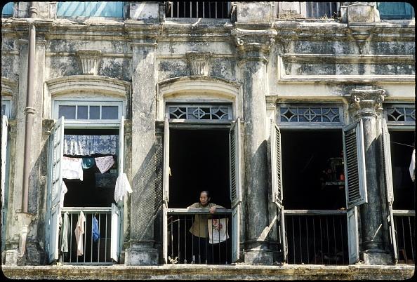 Run-Down「Colonial-era Building Rangoon」:写真・画像(6)[壁紙.com]