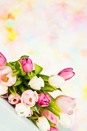 母の日「花、イースター、母の日」:スマホ壁紙(8)