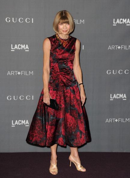 Manolo Blahnik - Designer Label「LACMA 2012 Art + Film Gala - Arrivals」:写真・画像(3)[壁紙.com]