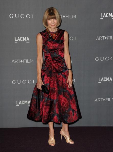 Manolo Blahnik - Designer Label「LACMA 2012 Art + Film Gala - Arrivals」:写真・画像(4)[壁紙.com]
