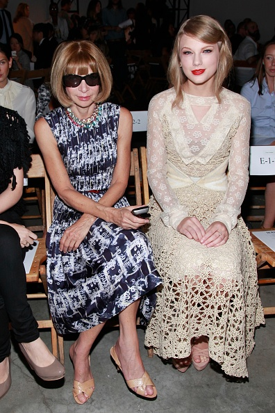 Spring Collection「Rodarte - Front Row - Spring 2012 Mercedes-Benz Fashion Week」:写真・画像(8)[壁紙.com]