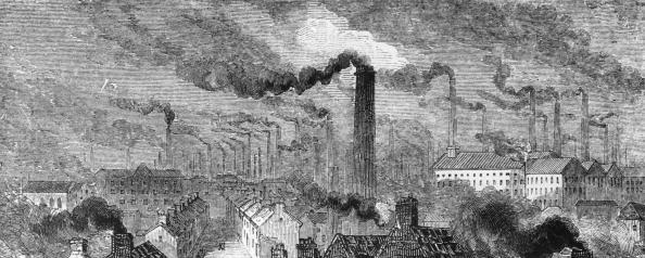 風景「Industrial Manchester」:写真・画像(3)[壁紙.com]