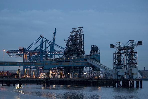 Essex - England「Tilbury Docks, The Principal Port For London」:写真・画像(19)[壁紙.com]