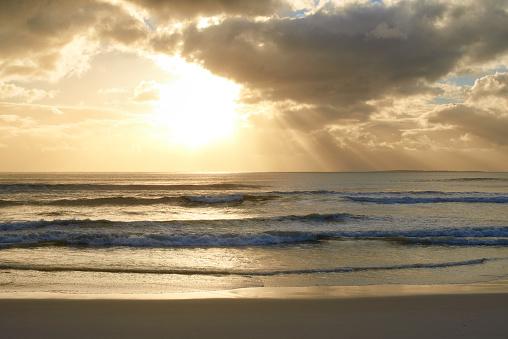 Waimea Bay「View over the ocean」:スマホ壁紙(2)