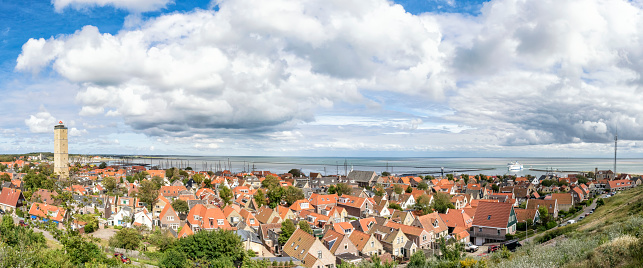 Netherlands「View over Terschelling island in the Waddensea」:スマホ壁紙(14)