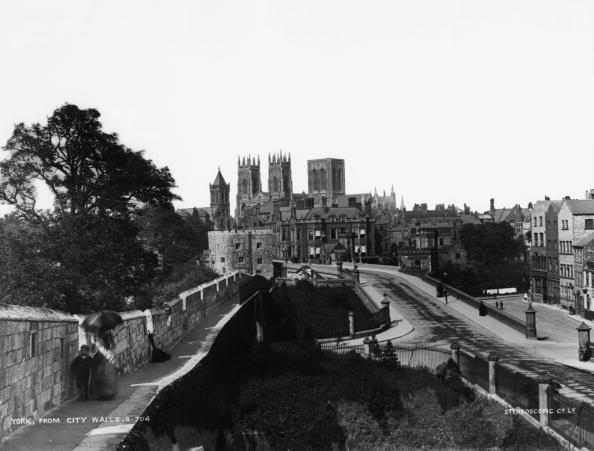 Yorkshire - England「York City Walls」:写真・画像(7)[壁紙.com]