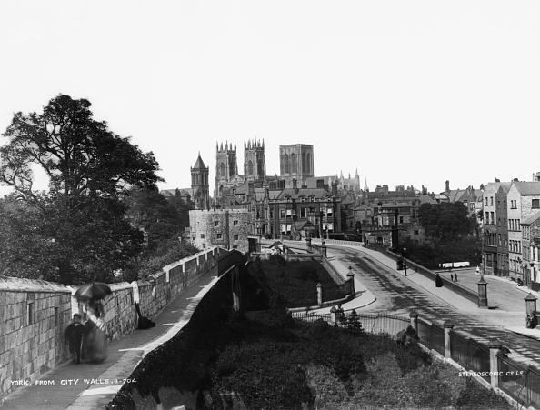 York - Yorkshire「York City Walls」:写真・画像(4)[壁紙.com]