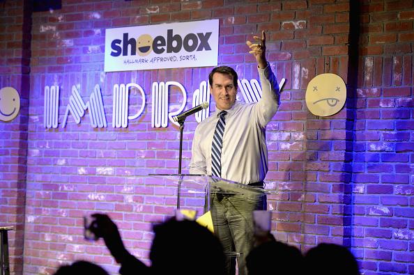 Comedian「Rob Riggle Hosts Shoebox's 29th Birthday Celebration」:写真・画像(2)[壁紙.com]