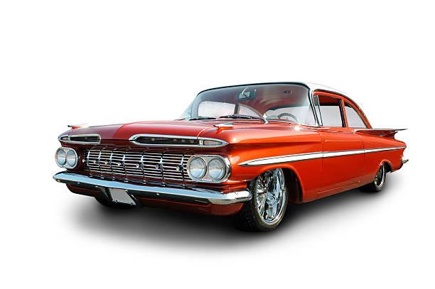 Clean Cruiser - 1959 Chevrolet Impala:スマホ壁紙(壁紙.com)