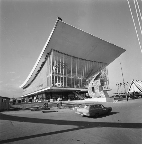 Pavilion「Soviet Pavilion」:写真・画像(5)[壁紙.com]