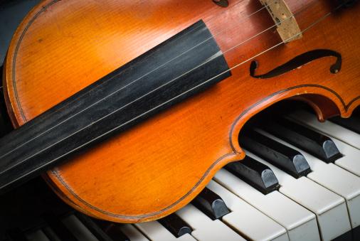 Violin「Violin and piano」:スマホ壁紙(18)
