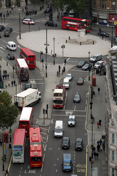 Bus「London Skyline」:写真・画像(13)[壁紙.com]