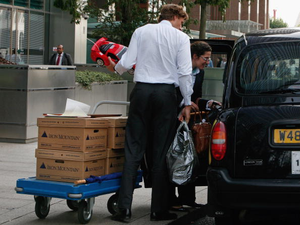 Downsizing - Unemployment「Lehman Brothers UK Business Placed Into Administration」:写真・画像(10)[壁紙.com]