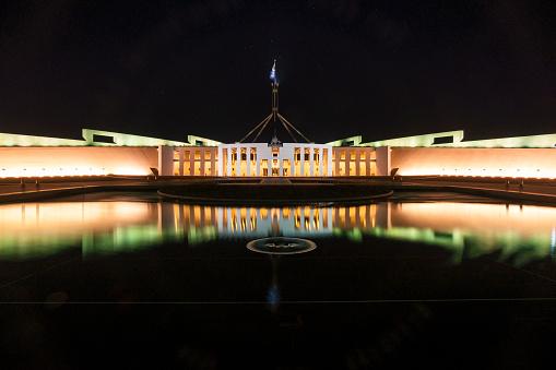 Pole「Daytime View Of Parliament House, Canberra, Australia」:スマホ壁紙(6)