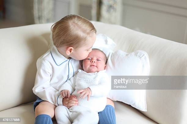 Prince George & Princess Charlotte Of Cambridge - Official Photographs Released:ニュース(壁紙.com)