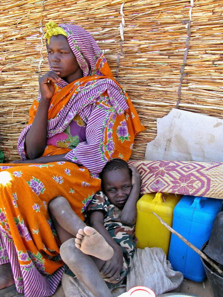 Strategy「TCD: Sudanese Refugees Flee To Neighbouring Chad」:写真・画像(18)[壁紙.com]