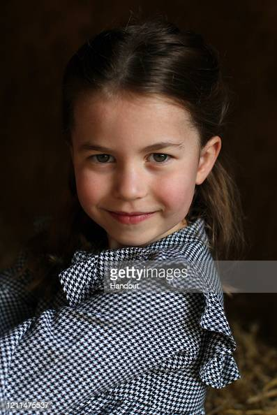 Princess Charlotte of Cambridge「The Duke And Duchess of Cambridge Release Photos To Celebrate Princess Charlotte's Fifth Birthday」:写真・画像(2)[壁紙.com]