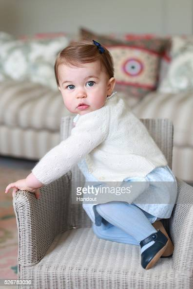 Norfolk - England「Princess Charlotte - Official Photographs Released Ahead Of First Birthday」:写真・画像(6)[壁紙.com]