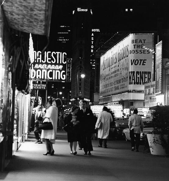 1950-1959「NYC Street Scene」:写真・画像(13)[壁紙.com]