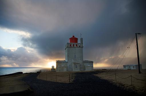 Dyrholaey「Dyrholaey  Lighthouse」:スマホ壁紙(14)