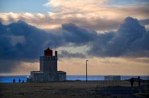Dyrholaey「Dyrholaey  Lighthouse」:スマホ壁紙(12)
