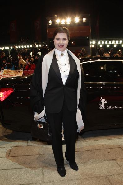 Isabella Rossellini「61st Berlin Film Festival - 'True Grit' Premiere」:写真・画像(18)[壁紙.com]
