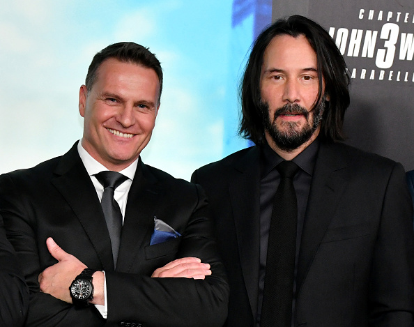 "John F「Time For The Big Screen: Carl F. Bucherer Celebrates Premiere Of ""John Wick: Chapter 3 - Parabellum"" - Premiere」:写真・画像(13)[壁紙.com]"