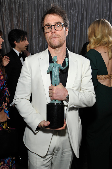 Three Quarter Length「26th Annual Screen Actors Guild Awards - Trophy Room」:写真・画像(6)[壁紙.com]
