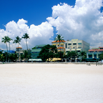 Miami Beach「Ocean Drive, South Miam Beach, Miami - Florida」:スマホ壁紙(1)