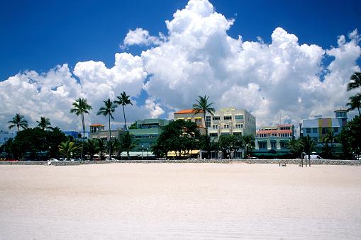Miami Beach「Ocean Drive, South Miami Beach, Miami - Florida」:スマホ壁紙(10)