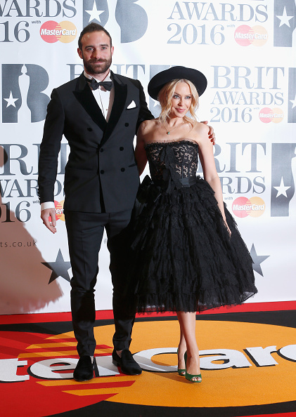 Kylie Minogue「Brit Awards 2016 - Red Carpet Arrivals」:写真・画像(12)[壁紙.com]