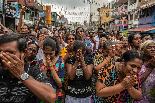 Sri Lankan Ethnicity「Sri Lanka Mourns Victims of Easter Sunday Bombings」:写真・画像(12)[壁紙.com]