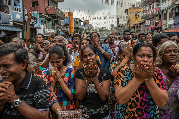 Sri Lankan Ethnicity「Sri Lanka Mourns Victims of Easter Sunday Bombings」:写真・画像(17)[壁紙.com]