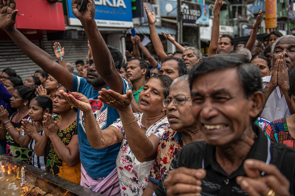 Sri Lankan Ethnicity「Sri Lanka Mourns Victims of Easter Sunday Bombings」:写真・画像(13)[壁紙.com]