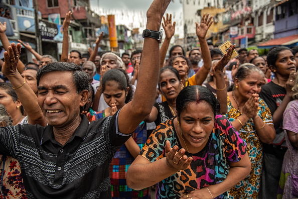 Sri Lankan Ethnicity「Sri Lanka Mourns Victims of Easter Sunday Bombings」:写真・画像(16)[壁紙.com]