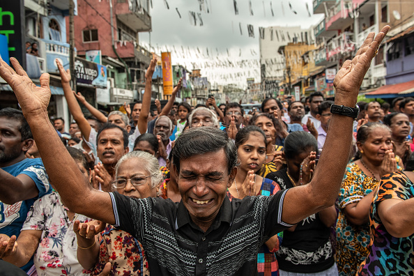 Sri Lankan Ethnicity「Sri Lanka Mourns Victims of Easter Sunday Bombings」:写真・画像(14)[壁紙.com]