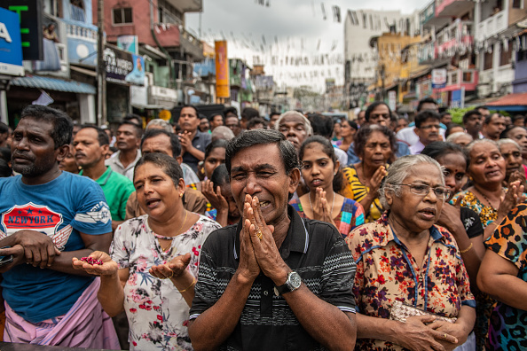 Sri Lankan Ethnicity「Sri Lanka Mourns Victims of Easter Sunday Bombings」:写真・画像(18)[壁紙.com]