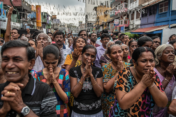 Sri Lankan Ethnicity「Sri Lanka Mourns Victims of Easter Sunday Bombings」:写真・画像(0)[壁紙.com]