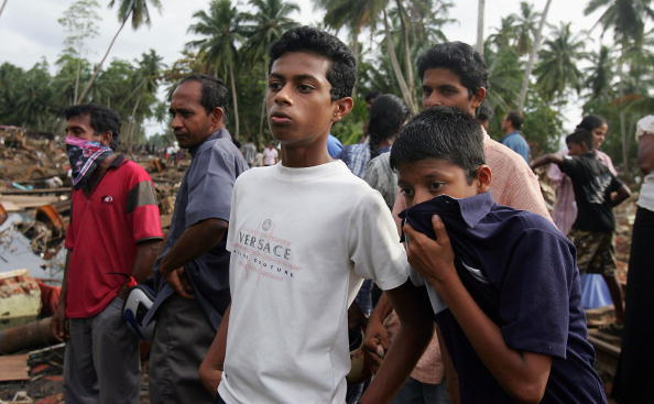 Sri Lankan Ethnicity「Tsunami Rescue And Relief Effort Continues」:写真・画像(10)[壁紙.com]