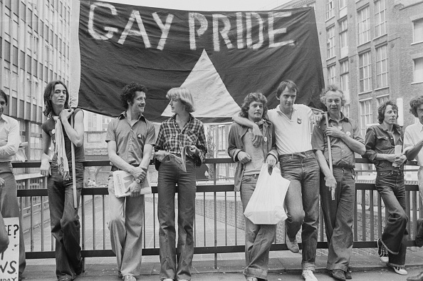 LGBTQIA Pride Event「Gay Pride Protest」:写真・画像(7)[壁紙.com]