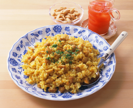 Vegetable Juice「Curry flavored rice」:スマホ壁紙(7)