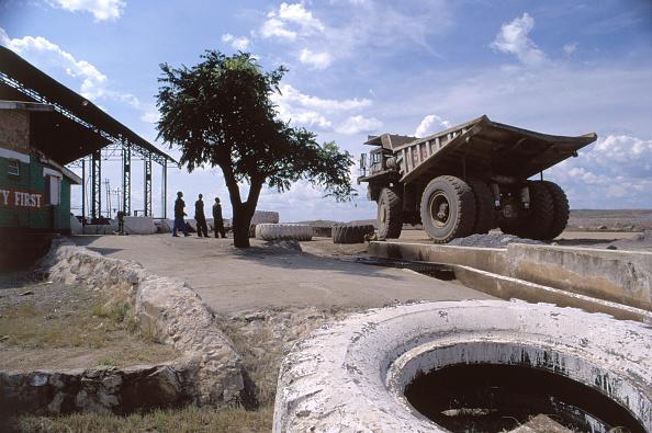 Copper「Copper Mine, Zambia, Africa」:写真・画像(18)[壁紙.com]