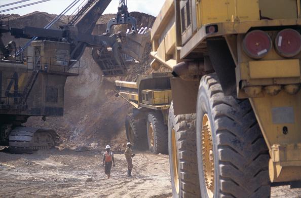 Copper「Copper Mine, Zambia, Africa」:写真・画像(15)[壁紙.com]