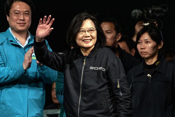 Taiwan「Tsai Ing-wen Wins Taiwan Presidential Election」:写真・画像(12)[壁紙.com]