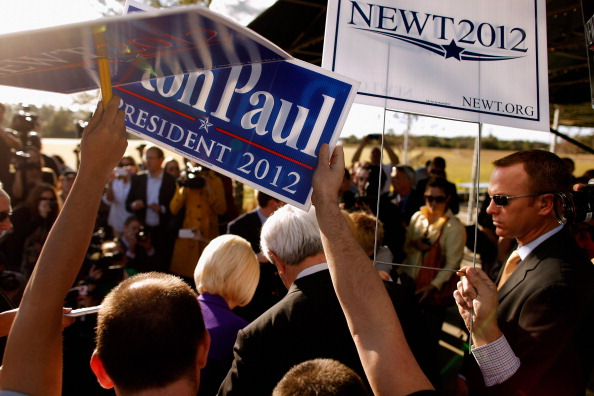 Eddie House「Gingrich Campaigns On Florida's Primary Day」:写真・画像(0)[壁紙.com]