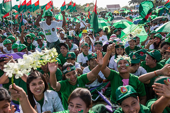 Finance and Economy「Myanmar General Election Coverage」:写真・画像(11)[壁紙.com]